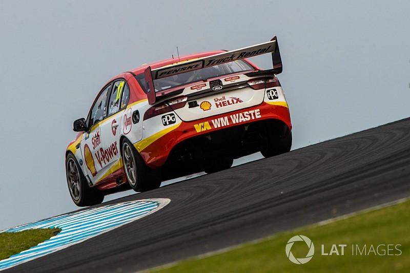 Phillip Island Supercars: McLaughlin bags sixth straight PI pole