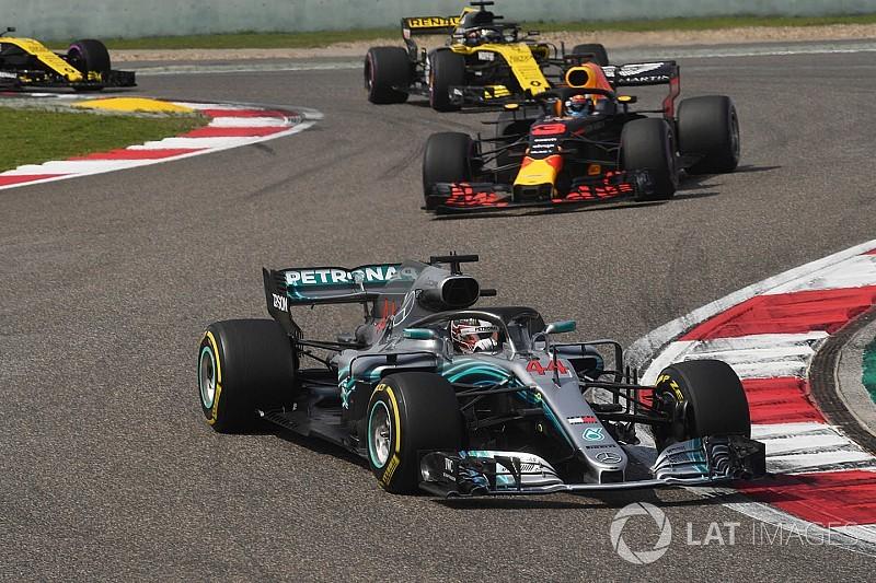 Mercedes beweert dat Hamilton niet in beste vorm verkeerde