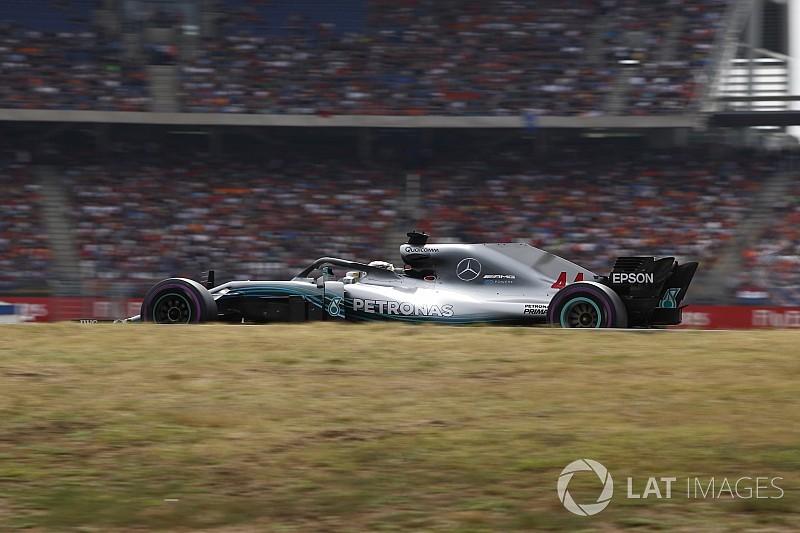 Hamilton e chefe discordam sobre causa de problema no Q1