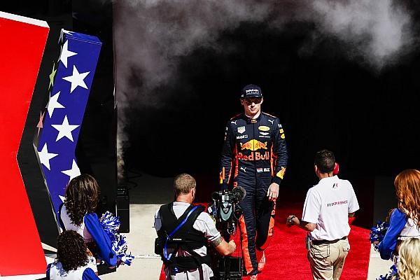 فورمولا 1 فيرشتابن لم يقصد الإساءة لأحد بتعليقاته بعد سباق أوستن
