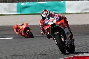 MotoGP Últimas notícias Lorenzo: Márquez estuda onde arriscar para evitar contusões