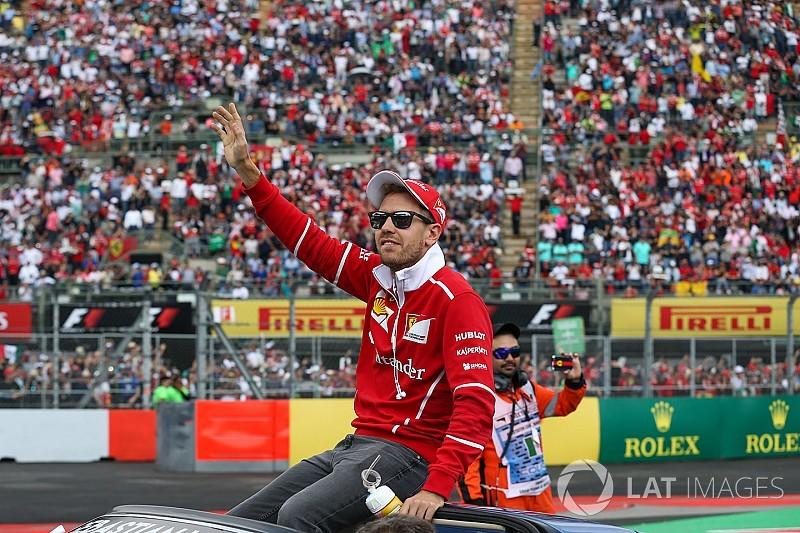 Vettel, Ferrari'yi zirveye taşımak için Şampiyonlar Yarışı'na katılmayacak