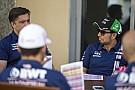 F1 Pérez lamenta no haber conseguido podio este año con Force India