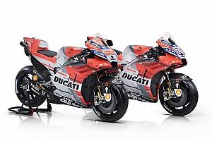 MotoGP Toplijst In beeld: Bekijk de nieuwe kleuren van Ducati vanuit alle hoeken
