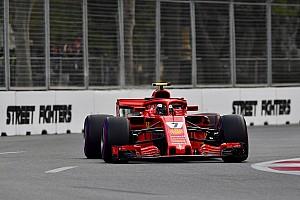 Fórmula 1 Noticias Ocon no tiene respuesta a la maniobra que intentó Räikkönen