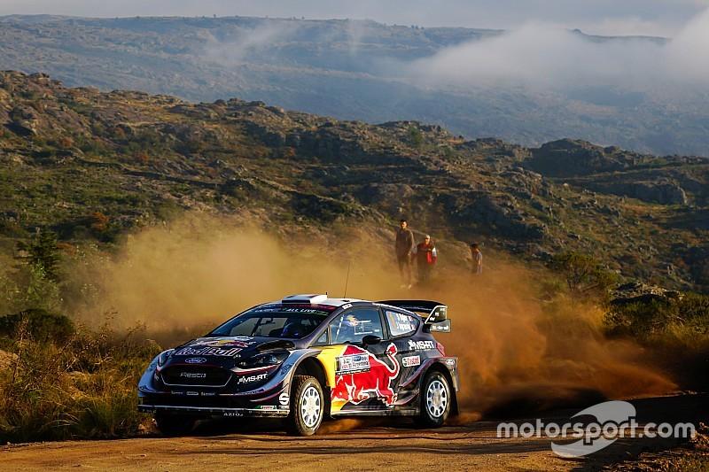 Mスポーツ、WRCアルゼンチン終盤で発生した低グリップ問題を解決