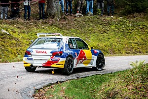 Other rally Special feature Loeb's first test in the rebuilt Peugeot 306 Maxi