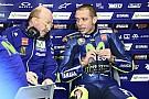 Yamaha-Schwäche: Rossi & Vinales beklagen Bremsprobleme in Valencia