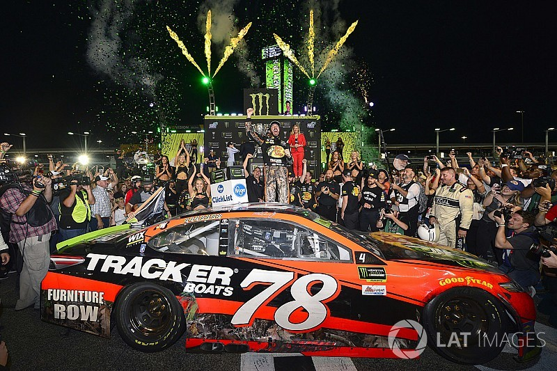 """Toyota: Defending NASCAR Cup title will be its """"biggest challenge"""""""