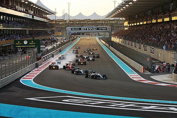 Formule 1 Hoe laat begint de Grand Prix van Abu Dhabi Formule 1?