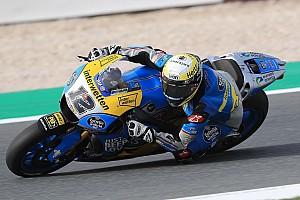 MotoGP Reaktion Tom Lüthi sieht am ersten Trainingstag Fortschritte, aber...