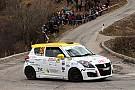 Rally Suzuki Rally Trophy: la prima è di Simone Rivia al Ciocco