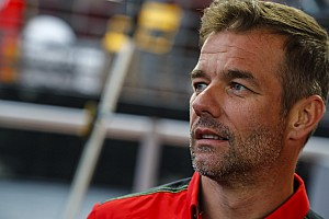 WRC Reaktion  Loeb nach Crash: