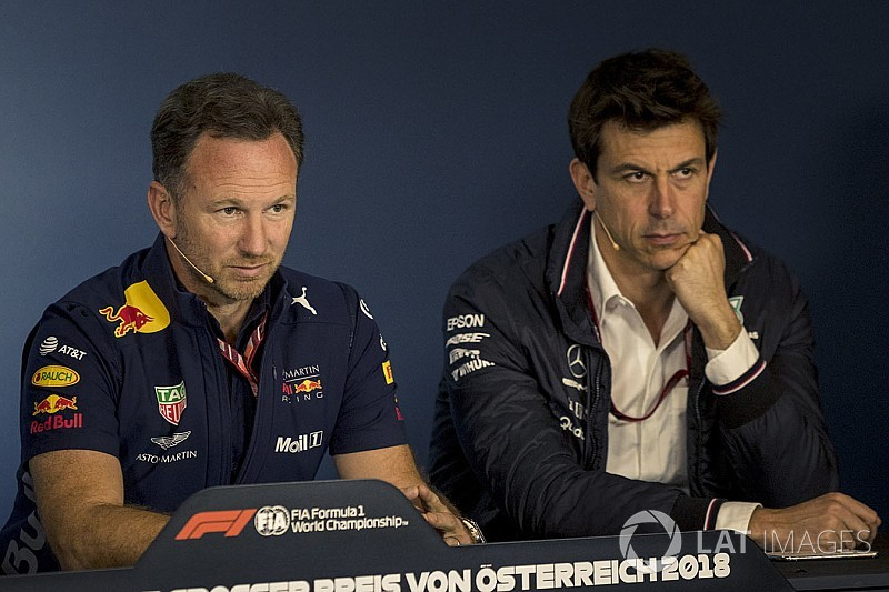 Horner thinks Mercedes strategist Vowles was put in 'unfair' situation