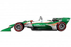 IndyCar Últimas notícias Juncos Racing revela pintura do carro para 2018
