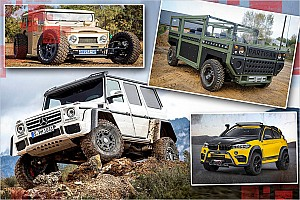 Automotive News Top 10: Autos für die Apokalypse