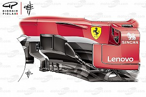 Formula 1 Analysis The changes that helped Ferrari grab pole in Canada