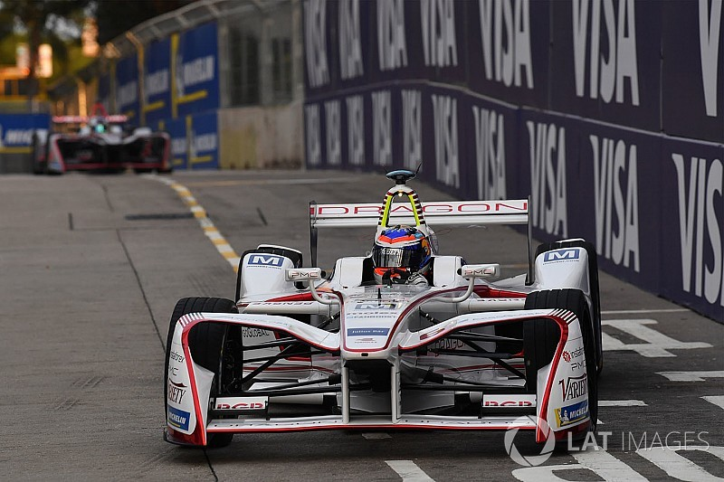 Jani leaves Dragon after single Formula E race weekend