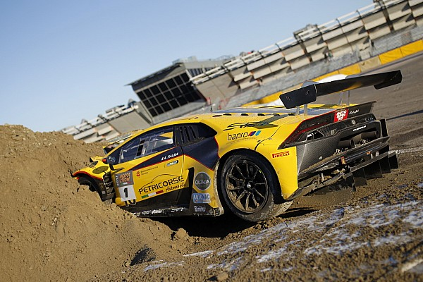 Speciale I più cliccati Fotogallery: la Lamborghini di Palma dopo il botto del Motor Show