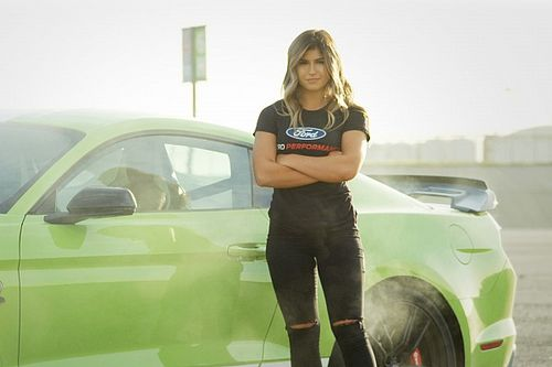 "Hailie Deegan: Move to Ford camp is ""the right path for me"""
