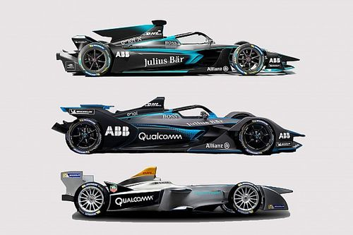 GALERÍA: los autos de la Fórmula E