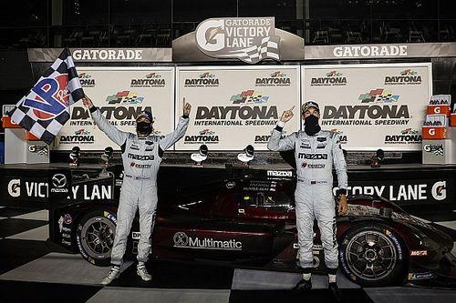 IMSA Daytona: Mazda-Doppelerfolg bei Wiederaufnahme der Saison 2020
