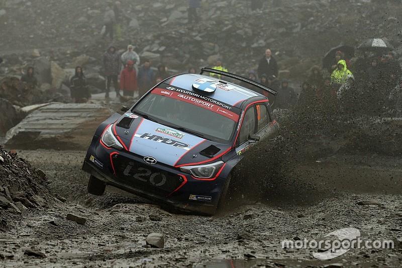 Fotogallery WRC: gli scatti più belli del Rally del Galles GB vinto da Ogier
