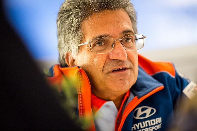 Глава команды Hyundai в WRC покинул пост