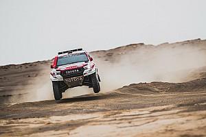 Dakar Stage 9: Al-Attiyah di ambang juara