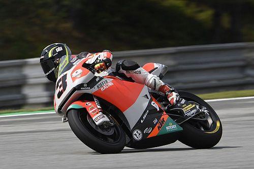 Kiefer Racing poised to lose Moto2 grid slot