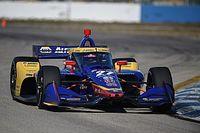 Rossi test op dezelfde dag IndyCar en IMSA Prototype