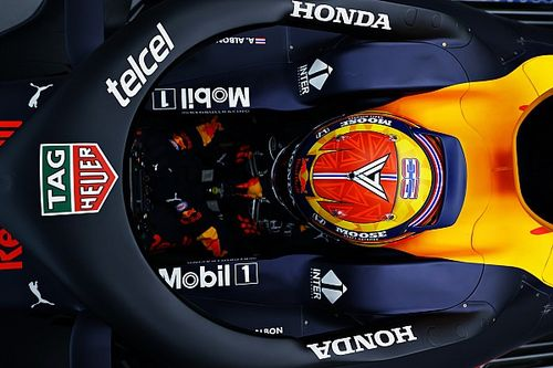 Albon na meer dan 250 ronden klaar met Pirelli-bandentest