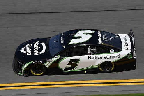 Why Kyle Larson can't blow his big shot at redemption