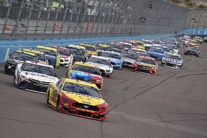 NASCAR releases stage lengths for the 2021 season