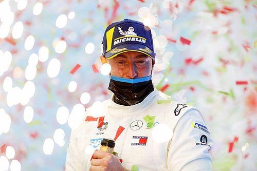 "Vandoorne: Rome Formula E win ""redemption"" for Mercedes"