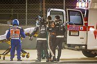 F1-dokter verklaart hoe Grosjean uit brandende auto ontsnapte
