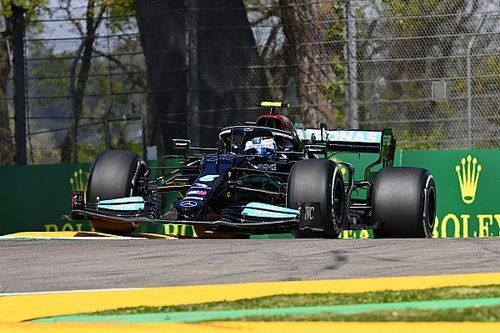Emilia Romagna GP: Bottas tops FP2 as Verstappen hits trouble