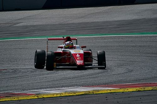 F4: Montoya - Fornaroli - Tramnitz in pole al Red Bull Ring
