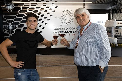 Moto2: Marcos Ramirez passa alla MV Agusta Forward Racing nel 2022