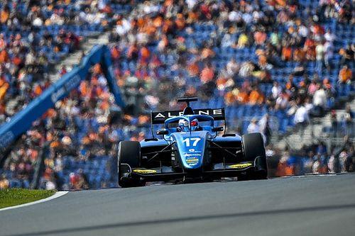 Zandvoort F3: Martins logra una dramática victoria