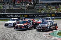Dwie rundy w Barcelonie