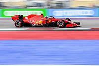 """Leclerc lamenta classificação ruim após 11º em Sochi: """"Preferia largar em oitavo sem poder escolher pneus"""""""