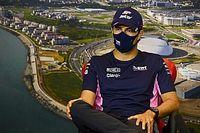 Pérez habló con Racing Point para aclarar las cosas