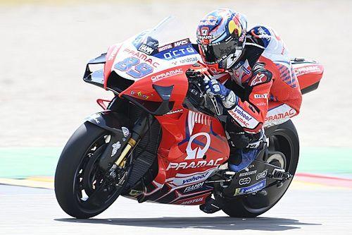 Jorge Martin Yakin Tetap Disuplai Desmosedici GP22 untuk MotoGP 2022
