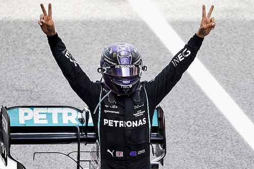 Spanish GP: Hamilton outfoxes Verstappen to win