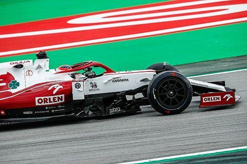 Pirelli avance sur les pneus 18 pouces, nouveaux tests à Barcelone