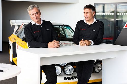 """Sainz: """"Queremos ganar el Dakar con Audi este primer año"""""""