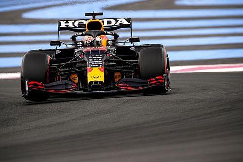 F1: Verstappen diz que problemas de rádio não complicaram vitória na França