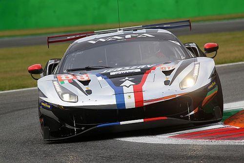 ELMS: Rovera torna a Spa con la Ferrari dopo l'exploit nel WEC