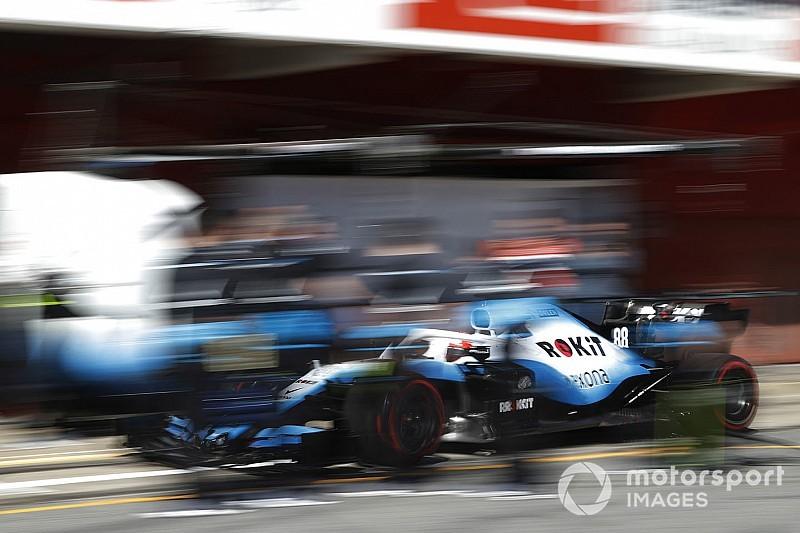 Williams dément toute difficulté financière ou de fournisseur